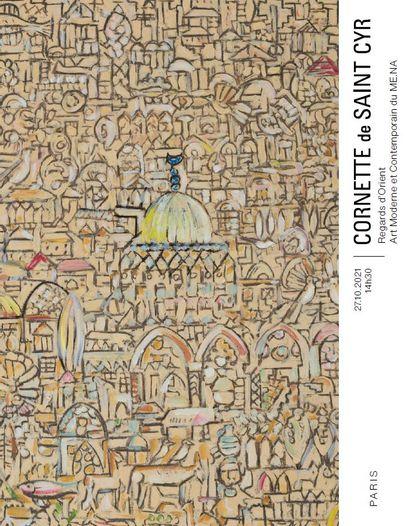 Regards d'Orient Art Moderne et Contemporain du ME.NA (Middle East & North Africa)