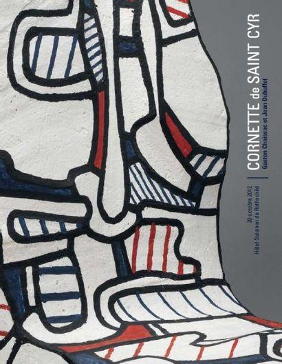 ART CONTEMPORAIN - VENTE DU SOIR - Gaston Chaissac et Jean Dubuffet