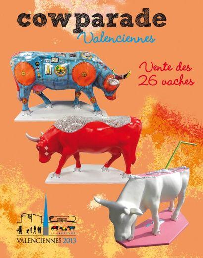 La Cow Parade de Valenciennes