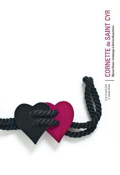 Bijoux Denez, hommage à Denise Boucherie 1962 - 1982. Chanel, C. Dior, Givenchy, J. Patou, Yves Saint Laurent, …