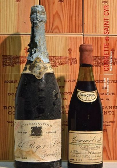 Vins & Spiritueux - Part 1