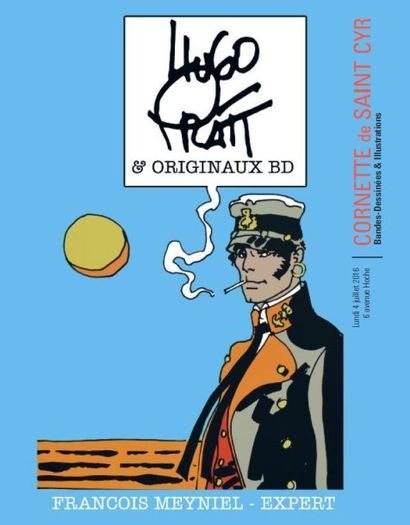 Bandes Dessinées - Vente Spéciale Hugo Pratt et Originaux de BD