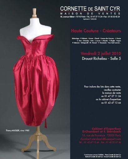 Haute Couture - Créateurs