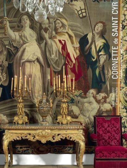 Fouquet's : Souvenirs des années passées - Tableaux anciens, mobilier et objets d'art à divers amateurs