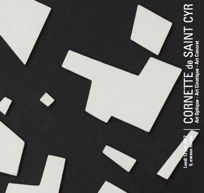 Moving Shape / La Forme en Mouvement Art Optique - Art Cinetique - Art Concret