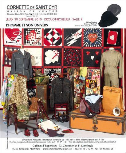 Mode et accessoires de mode - L'HOMME ET SON UNIVERS