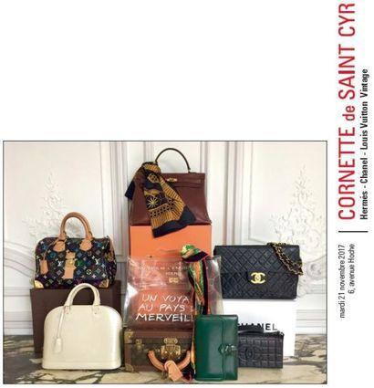 Hermès - Chanel - Louis Vuitton Vintage