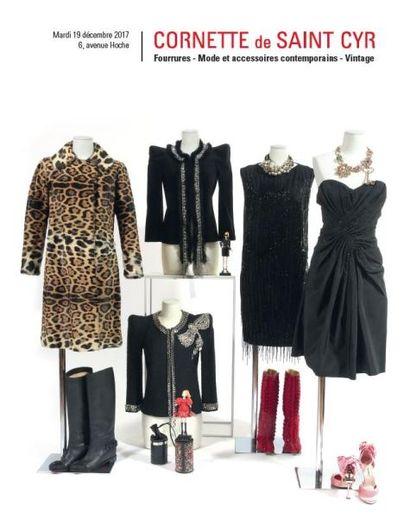 Fourrures - Mode et accessoires contemporains - Vintage