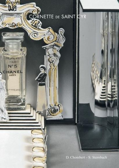 CHANEL 1910 - 2010 - Haute Couture... Vente en salle 5 - Exposition en Salle 8