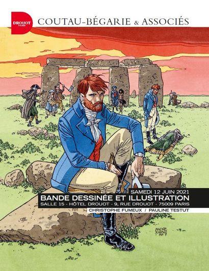 Comics and Illustrations