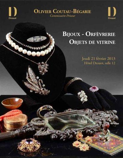 Bijoux - Orfèvrerie Objets de vitrine
