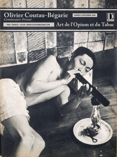 Art de L'Opium & du tabac objets de vitrine
