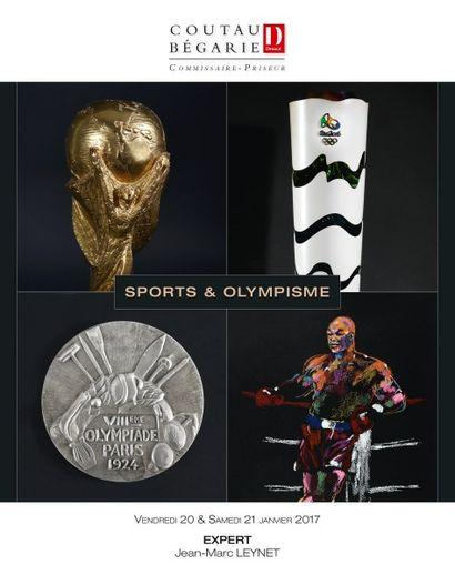 Sports & Olympisme - Première partie : Du lot 1 au lot 355