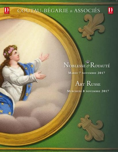 Vente à 11h et 14h : Noblesse & Royauté