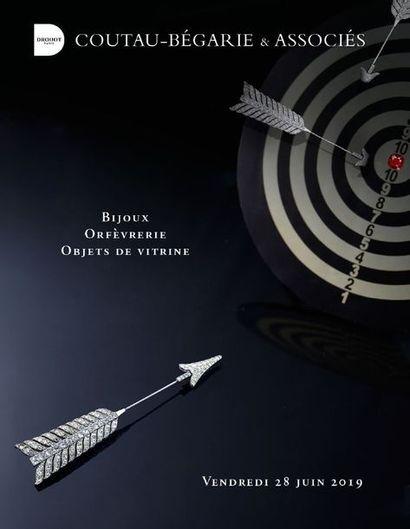 BIJOUX - ORFÈVRERIE OBJETS DE VITRINE - ART D'ASIE