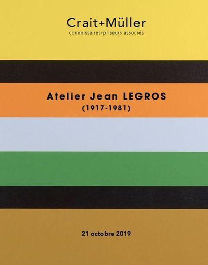 ATELIER JEAN LEGROS (1917-1981)