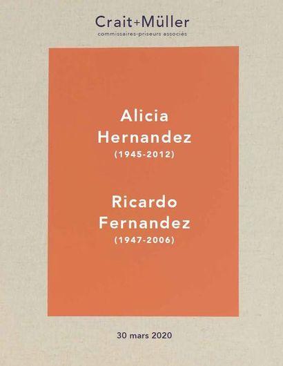 ATELIER A. FERNANDEZ (1945-2012) ET R. HERNANDEZ (1947-2006)