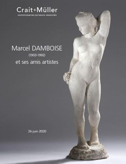ATELIER MARCEL DAMBOISE (1903-1992)