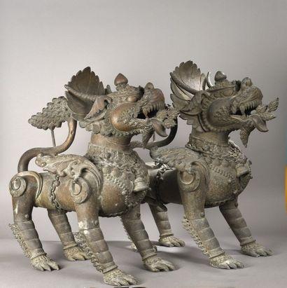 Arts de la Chine, Tableaux, sculptures, argenterie, bijoux, mobilier et objets d'art