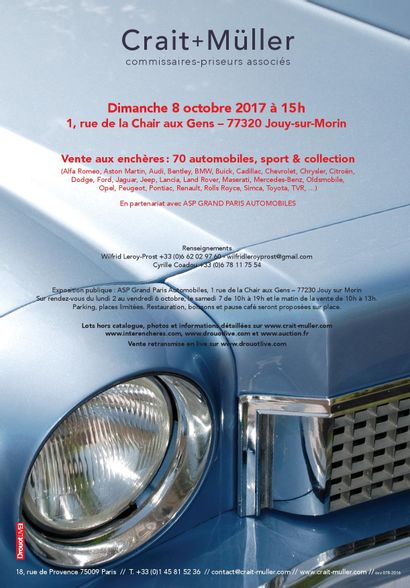 Automobiles : Sport & Collection