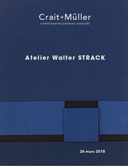 Atelier Walter Strack : du Pop Art à l'Art Concret