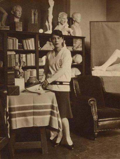 Margaret COSSACEANU LAVRILLIER (1893 – 1980) Sculptures : Une collection de famille
