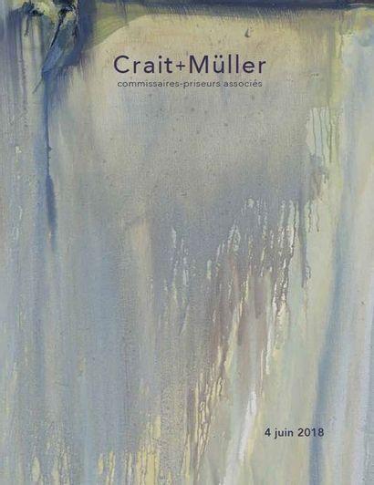 ART CONTEMPORAIN & ARTS DECORATIFS DU XXème siècle : Marc du Plantier (1901-1975) et Edouard Cazaux (1889-1974)