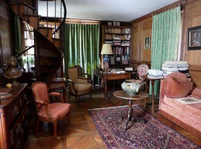 Provenant de la maison de Claude et Catherine Rich (lots 20 à 181) et à divers
