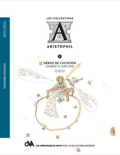 3 • HISTOIRE POSTALE • HÉROS DE L'AVIATION<br/>par Artcurial