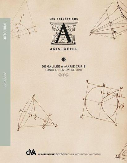 13 • SCIENCES • DE GALILÉE À MARIE CURIE PAR ARTCURIAL