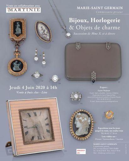 Bijoux, horlogerie, objets de charme