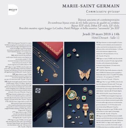 Bijoux anciens et contemporains