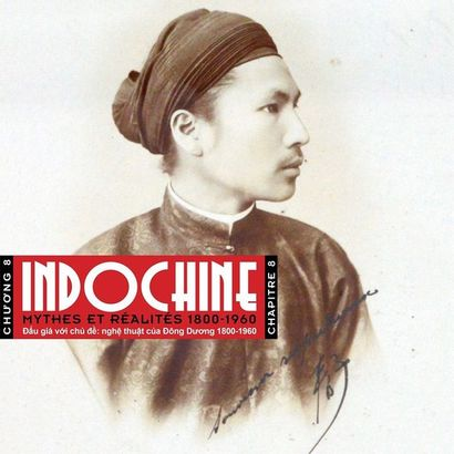 INDOCHINE - Chapitre 8 : Souvenirs de la Cour de Hué, Peinture Vietnamienne, l'Art de la Laque, Mobilier et Objets d'Art.