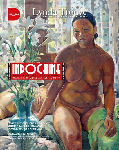 INDOCHINE - Chapitre 10 (Part.2) - Peinture française, Peinture Vietnamienne, Art de la laque et Mobilier et Objets d'Art