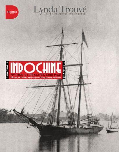 INDOCHINE - 1er Partie - Collection Maison Denis Frères et divers