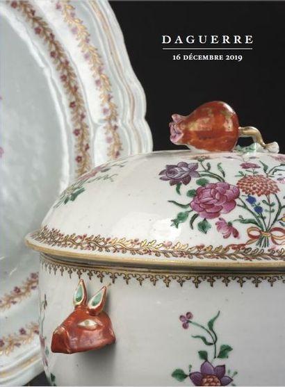 CHINE, JAPON provenant notamment de la collection d'Emile Mancel (1831-1909), consul de France