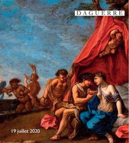 Vente à Semur en Auxois - Tableaux, Mobilier & Objets d'Art provenant principalement du Château de N.