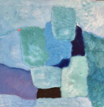 MICHELLE SENLIS, de Piaf et Ferrat à l'abstraction picturale