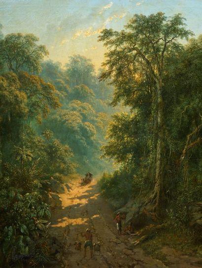 RADEN-SALEH (1811-1880)