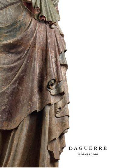 Haute époque -  Etoffes, Enluminures, Dessins, Sculpture, Objets d'Art et Tapisseries