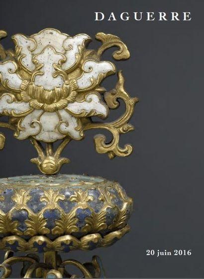 Bronzes bouddhiques provenant d'une collection particulière