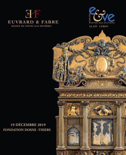 TABLEAUX ANCIENS - OBJETS D'ART & de VITRINE - MOBILIER DES XVIIIème & XIXème siècle - TAPISSERIE