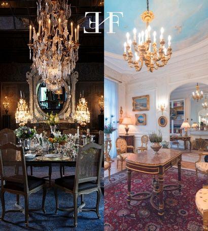 Intérieurs de décorateurs: de Napoléon III à Jacques Grange