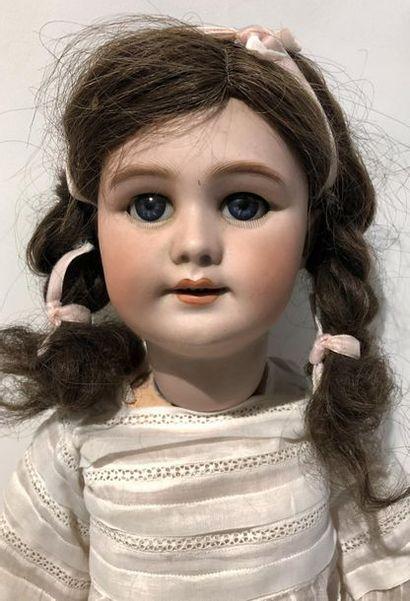 Importante collection belge de poupées et jouets anciens