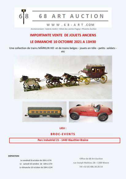 Toys Auction