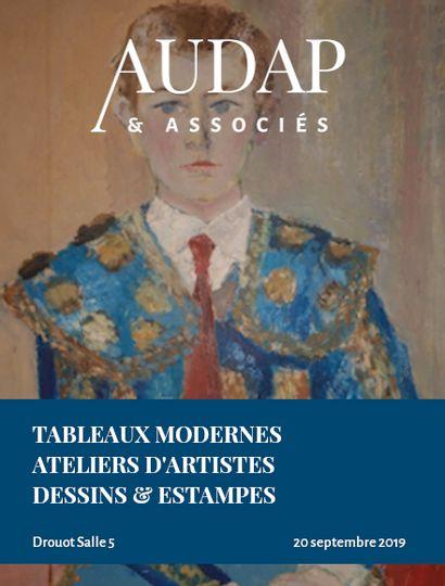 Tableaux Modernes Ateliers d'artistes Dessins & Estampes