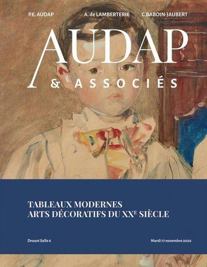 [VENTE MAINTENUE ] Tableaux Modernes - Arts décoratifs du XXe siècle - (VENTE MAINTENUE - A HUIS CLOS - LIVE ONLY)