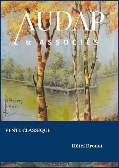 Vente Classique : Tableaux, Mobilier & Objets d'art - Livres & Métaux précieux
