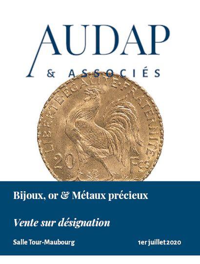Bijoux, Or & Métaux précieux ( vente sur désignation)
