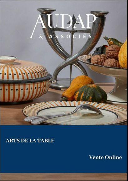 ARTS DE LA TABLE - VENTE ONLINE